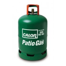 13kg BBQ (Patio) Gas Bottle