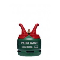 5kg BBQ Gas Bottle