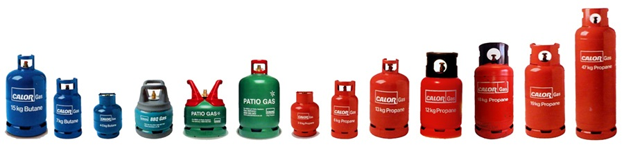 Calor North London Bbq Gas Delivery London Propane Gas